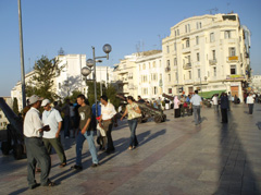 Traditions ramadanesques : Tanger : Une ambiance festive