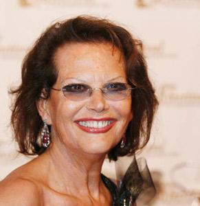 Claudia Cardinale à l'honneur