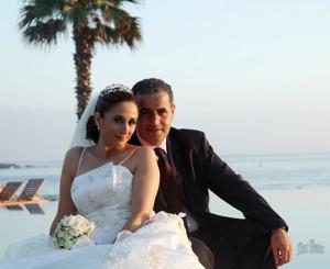 Khouloud Betioui et Nourredine Benmarzouk : «Je ne m'attendais pas à cette histoire d'amour»