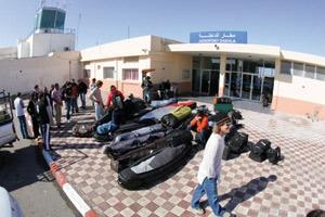 Dakhla : Restauration de l'aéroport de la ville