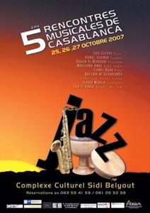 Musique : Casablanca vibre au rythme du jazz