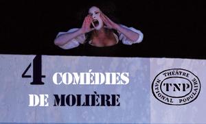 Molière en tournée au Maroc