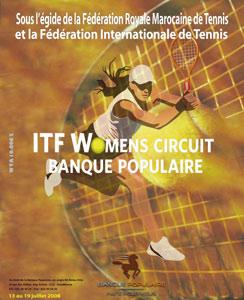 Casablanca abrite la quinzaine de tennis BP