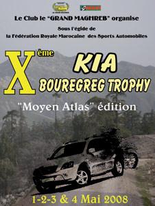 Sports  Automobiles : Le Kia Bouregreg Trophy roule dans le Moyen-Atlas