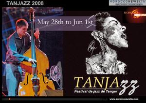Tanger : Tanjazz 2008 : La ville du détroit fête le jazz