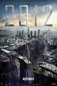 La fin du monde version «2012» terrasse le box-office nord-américain