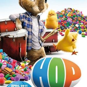«Hop» le lapin s'installe à la tête du box-office nord-américain