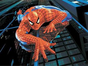Mickey s'empare de Spider-Man
