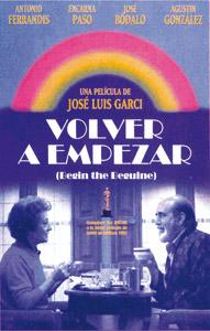Le cinéma de José Luis Garcia au Cervantès