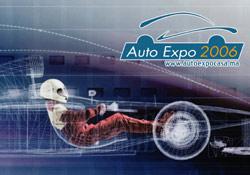 Automobile : Auto-Expo 2006 : Que de beaux stands !