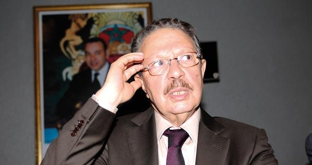 Ahmed Lahlimi : « La crise économique mondiale nous permettrait de s ouvrir sur de nouveaux modèles économiques»