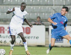 Auxerre joue son va-tout à Belgrade