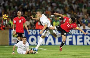 L'Algérie représentera les Arabes en Afrique du Sud
