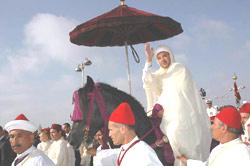 Fête du Trône : L'union du Roi et du peuple
