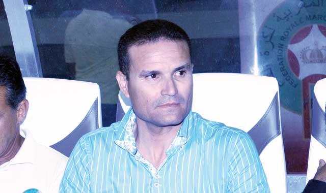 Youssef Lamrini : «Il faut dépasser les conflits et régulariser la situation financière pour le bien de l équipe»