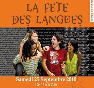 Une éducation plurilingue pour tous le 25 septembre