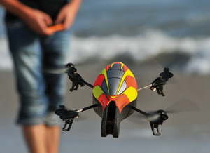 Parrot AR Drone : L'invasion est imminente