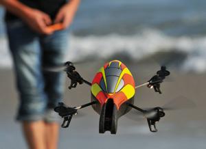 Parrot AR Drone : L'invasion est imminente