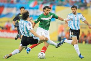 Argentine-Mexique : la victoire de la constance