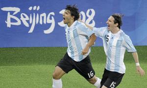 L'Argentine affronte le Nigeria en finale