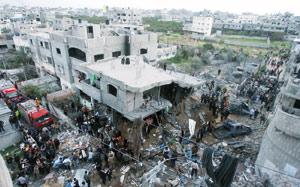 Escalade de violence à Gaza