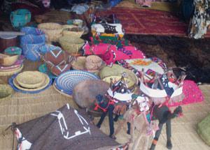 Laâyoune : L'artisanat local sous les feux des projecteurs
