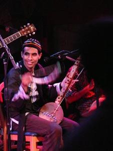 Fettah Oubbou : «Chaque artiste doit choisir sa ligne musicale»