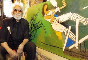 Le «Picasso de l'Inde» s'éteint à 95 ans