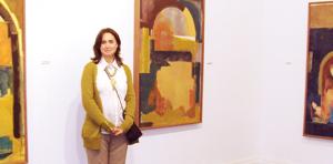 Tanger : Nadia Boulaaich retrace les couleurs d'Alhambra