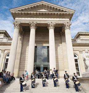 Les monuments français attirent 12 millions de visiteurs