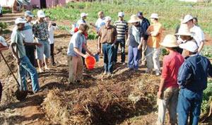 Terre et Humanisme Maroc, un projet agroécologique pour les petits paysans