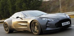 Aston Martin One-77 : la plus rapide de toutes les anglaises
