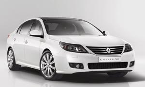 Grande berline Renault : ce sera finalement «Latitude»