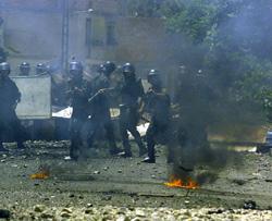 Algérie : les intégristes ciblent les étrangers