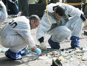 Attentat dans une boulangerie à Eilat