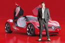 Laurens Van den Acker : «Une voiture de Renault se doit d'être sensuelle»