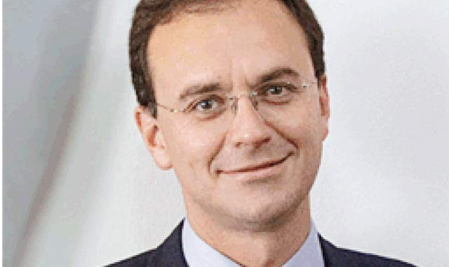Laurent Dupuch aux commandes de la BMCI