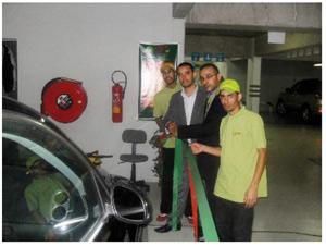 Vireo : lavage écologique et sans eau d'automobiles