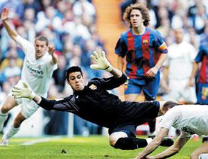 Le Barça en mauvaise posture