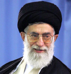 Ali Khamenei menace les Etats-Unis