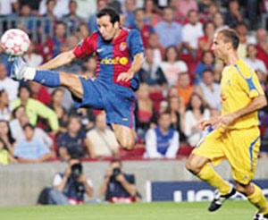 Football : La valse des vainqueurs