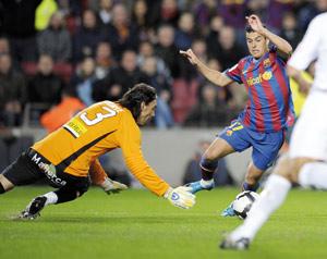 Le Barça reste le maître en Liga