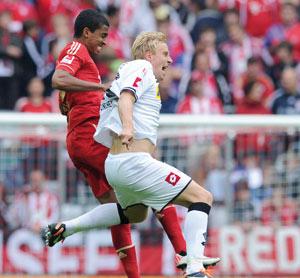 Championnat d'Allemagne : Le Bayern humilié à domicile par Mönchengladbach