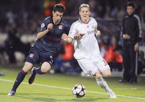 Le Bayern écrase Lyon 3 à 0 et va en finale