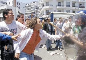 Algérie : les Archs se fâchent