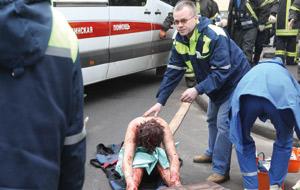 Les Moscovites en état de choc après un double attentat dans le métro