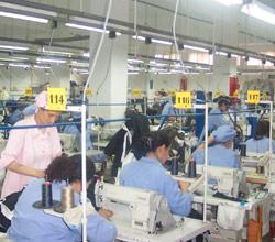 Textile : des produits qui filent bien