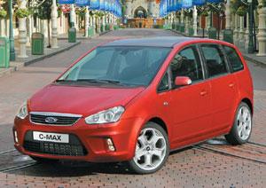 Ford C-Max : Polyvalent au grand bonheur des enfants