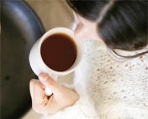 Les buveuses de café mieux protégées de l'AVC