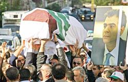 Le Liban dans la tourmente